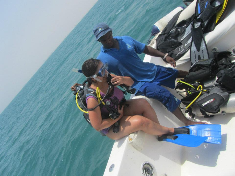 Ras Al Khaimah Diving | Arabian Divers