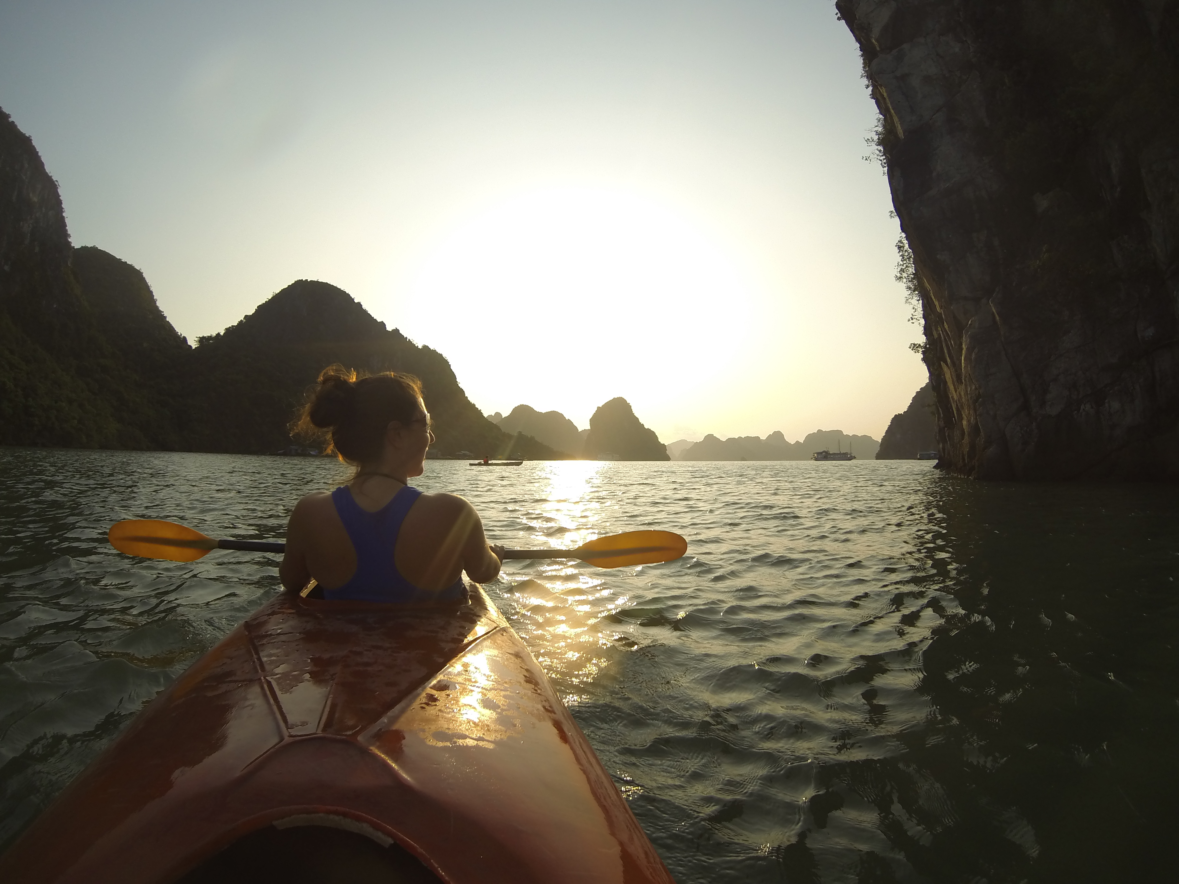 Ha Long Bay, Ha Long Bay Vietnam, Therapod,