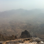 Jebel Shams Summit,