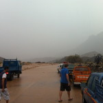 Jebel Shams Wadi Flood