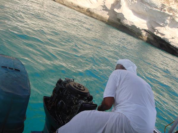 Aqaba-Lima Hike boat trip