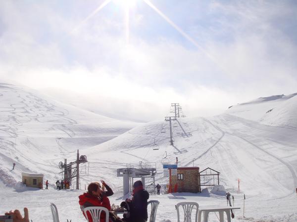 Snowboarding Lebanon