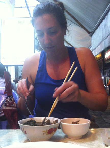 Hanoi, Hanoi Street Food,