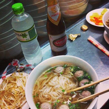 Pho Bo, Vietnam Street food